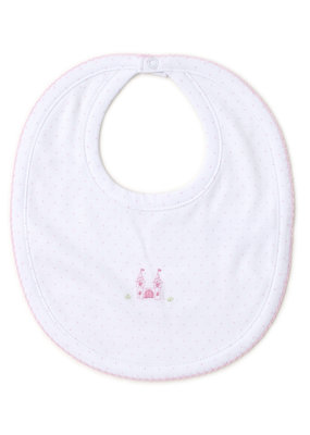 Kissy Kissy Kissy Kissy Embroidered Fairy Princess Bib