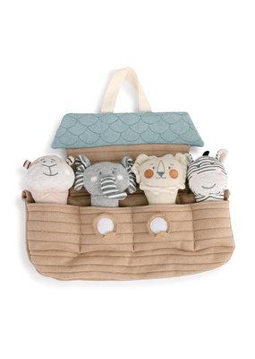Demdaco Noahs Ark with Squeaker Toys