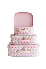 Alimrose Alimrose Kids Carry Case Set Floral Medallion