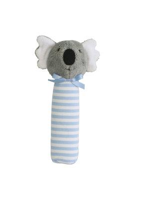 Alimrose Alimrose Koala Squeaker Blue Stripe