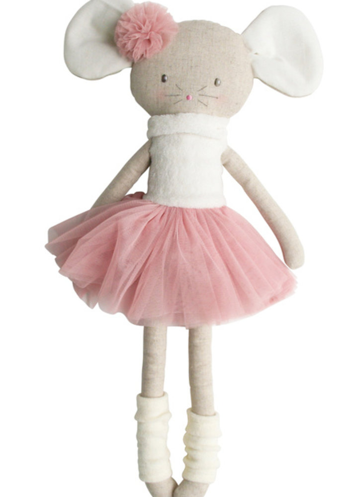 Alimrose Missie Mouse Ballerina Large 50cm