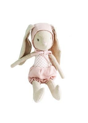 Alimrose Alimrose Baby Girl Bunny in Bonnet
