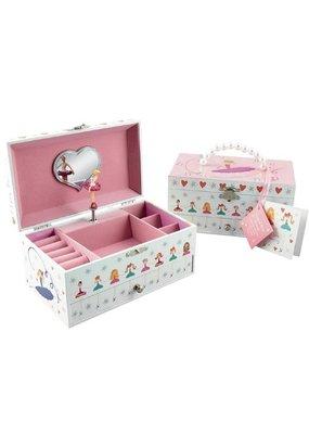 Ballerina Jewelry Box (Swan Lake Music)