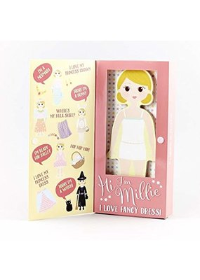 Millie Magnetic Dress Up Character