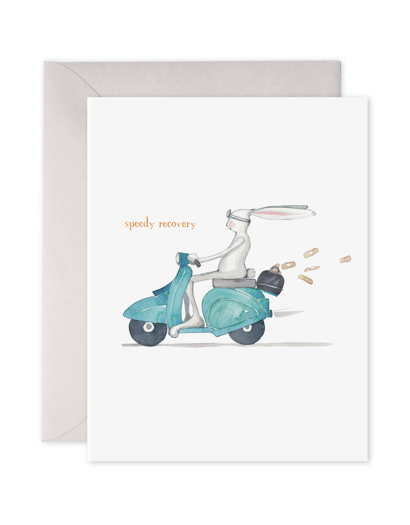 E. Frances Paper Speedy Recovery Card