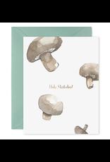 E. Frances Paper Holy Shiitakes Card