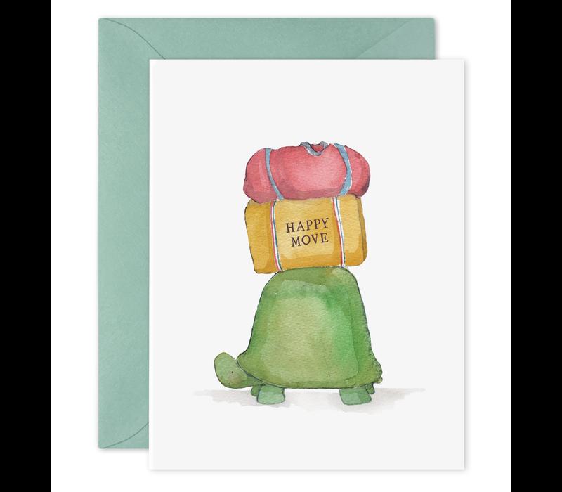 Turtle Move Card
