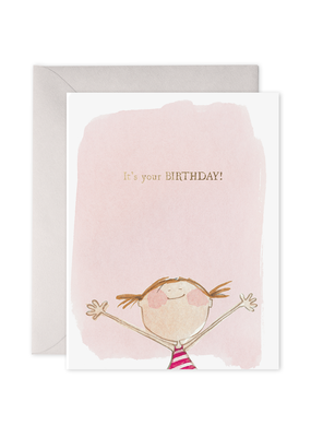 E. Frances Paper It's Your Birthday Card