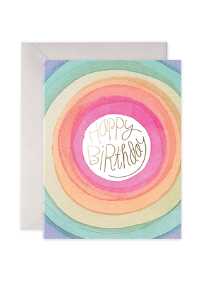 E. Frances Paper Happy Days Birthday Card