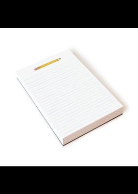 E. Frances Paper Pencil Notepad