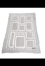 Barefoot Dreams Barefoot Dreams Covered in Prayer Cream/Linen Blanket