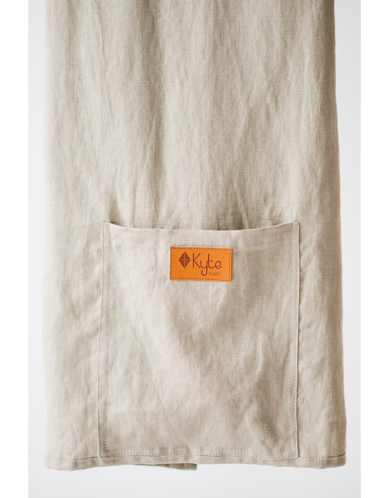 Kyte Baby Kyte Ring Sling in Driftwood