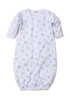 Kissy Kissy Kissy Kissy Bear-y-Cute Converter Gown Light Blue