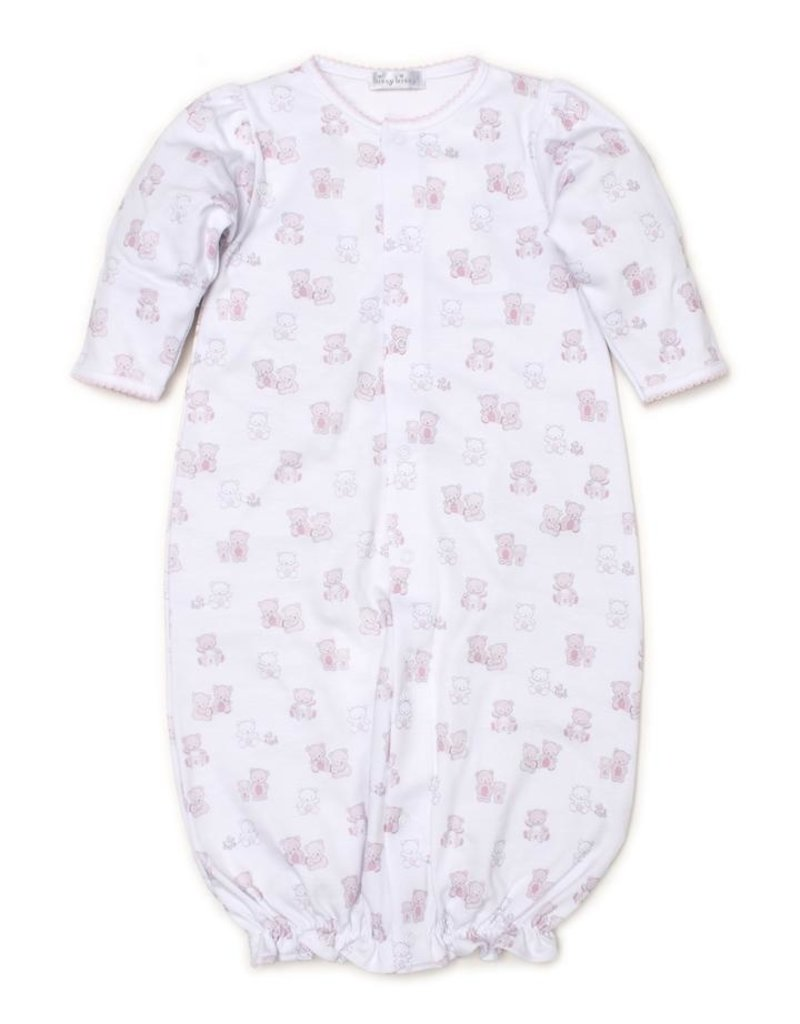 Kissy Kissy Kissy Kissy Bear-y-Cute Converter Gown Light Pink
