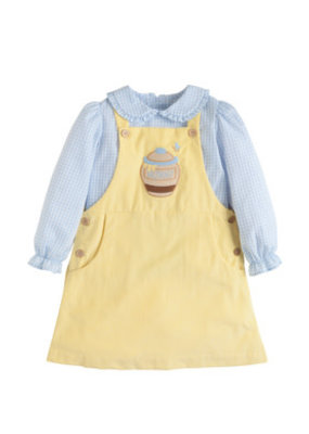 Little English Little English Hunny Hadleigh Jumper Set