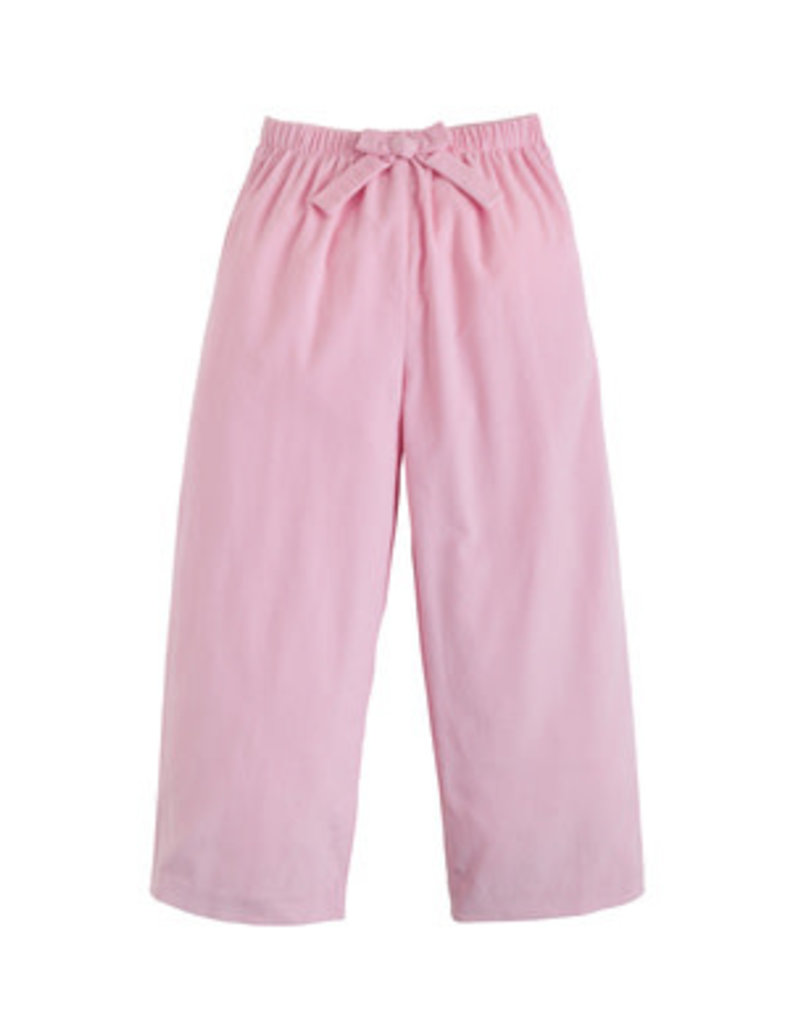 Little English Little English Bow Pants in Light Pink