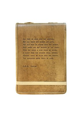 Sugarboo Leather Journal J.R.R. Tolkien