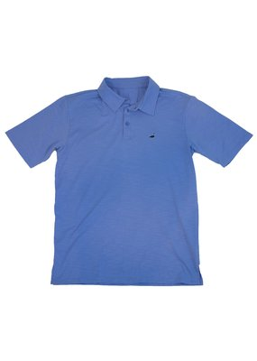 Properly Tied Properly Tied Lil Ducklings Breaker Polo Rain Blue