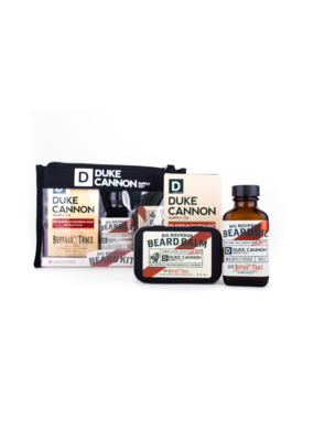 Duke Cannon Duke Cannon Big Bourbon Beard Kit