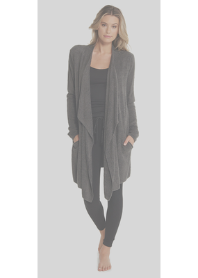 Barefoot Dreams Barefoot Dreams Cozychic Lite Island Wrap in Carbon