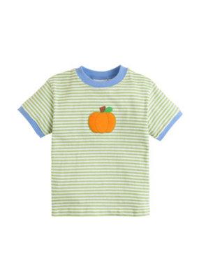 Little English Little English Day Shirt Set Pumpkin 9 Month