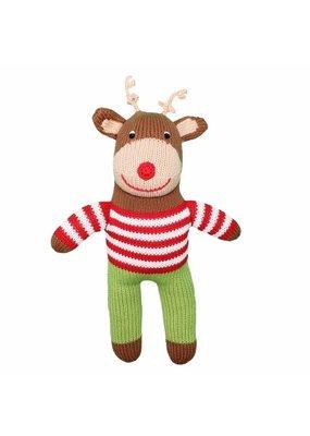 """Zubel Zubel Ralphy the  Reindeer 12"""" Doll"""
