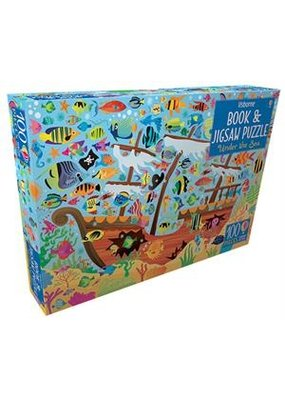 Usbourne Under the Sea Book & Jigsaw