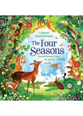 Usbourne The Four Seasons Musical Book