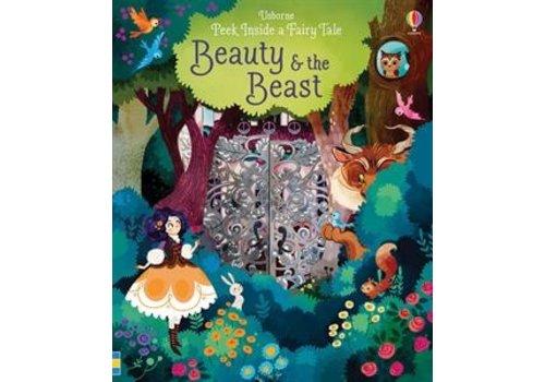 Usborne Peek Inside Beauty and the Beast