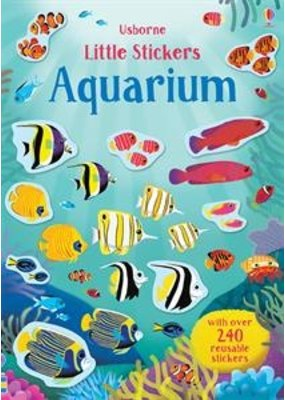 Usbourne Little Stickers Aquarium