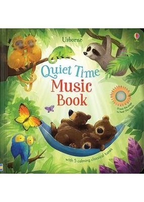 Usbourne Quiet Time Music Book