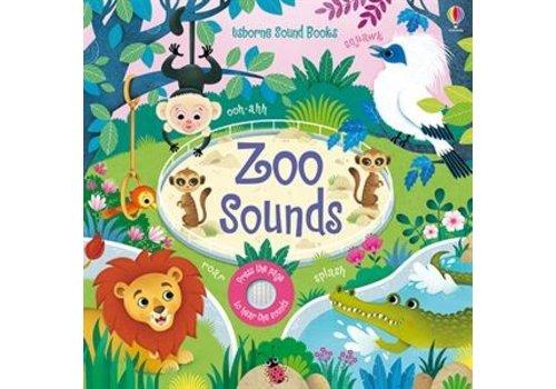 Usborne Zoo Sounds Book