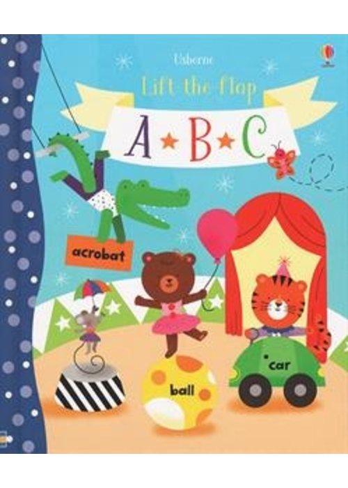 Usborne Lift-the-flap ABC