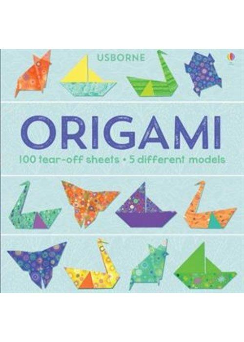 Usborne Origami Tear-Off Pad