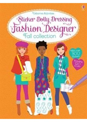Usborne Sticker Dolly Dressing Fall Collection