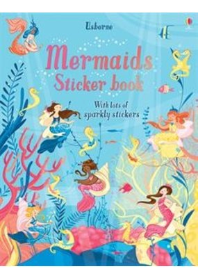 Usborne Mermaids Sticker Book