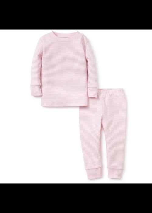 Kissy Kissy KissyKissy Year Round Stripe Pajamas Pink
