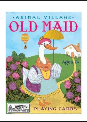 EE Boo eeBoo Animal Old Maid Playing Cards