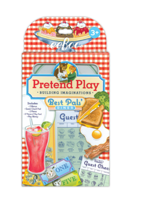 EE Boo eeBoo Best Pal's Diner Pretend Game