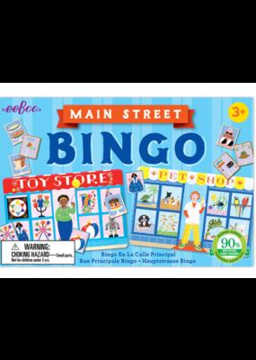 EE Boo eeBoo Main Street Little Bingo