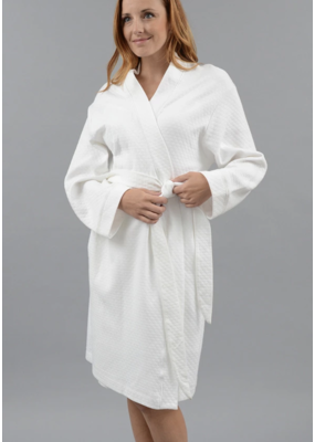 "Cotn Cotn 38"" Diamond Robe"