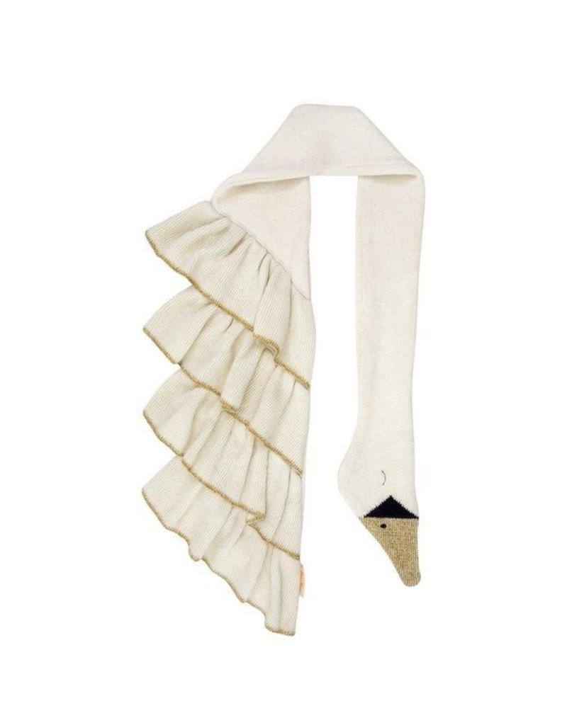 Meri Meri Meri Meri Knitted Swan Scarf