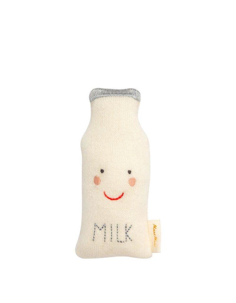 Meri Meri Meri Meri Milk Bottle Baby Rattle