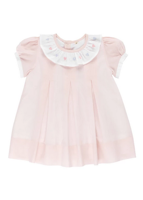 Christian Elizabeth & Co Christian Elizabeth LeCoeur de St. Joseph Dress Light Pink