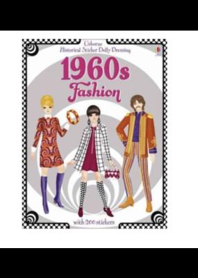 Usborne Sticker History 1960s fashion