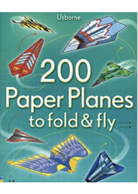 Usborne Usborne 200 Paper Planes to fold and fly