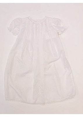 Petit Ami Petit Ami White Day Gown NB
