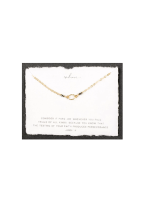 Dear Heart Designs DearHeart Designs Embrace Necklace
