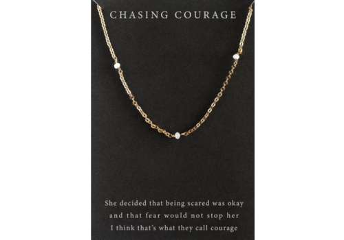 Dear Heart Designs DearHeart Designs Chasing Courage Necklace