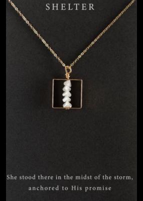 Dear Heart Designs DearHeart Designs Shelter Necklace